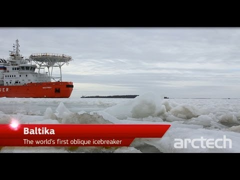"Icebreaking emergency and rescue vessel ""Baltika"""