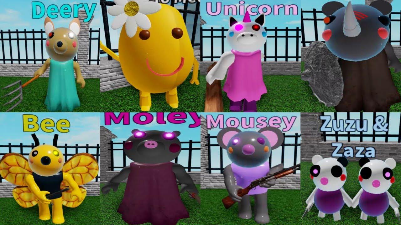 Roblox Piggy Skins Ideas Roblox Piggy Chapter 12 New Skins Ideas Roblox Piggy Custom