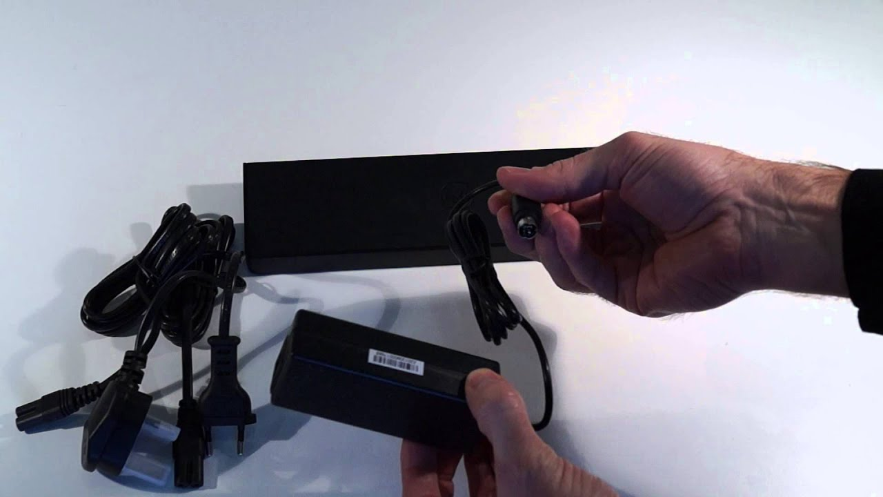 WMGHV - Dell USB Superspeed Dual Video Docking Station