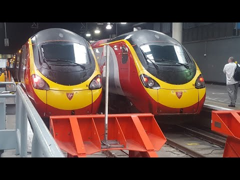 Virgin Trains First Class Experience Liverpool Lime Street To London Euston (Weekday Morning)