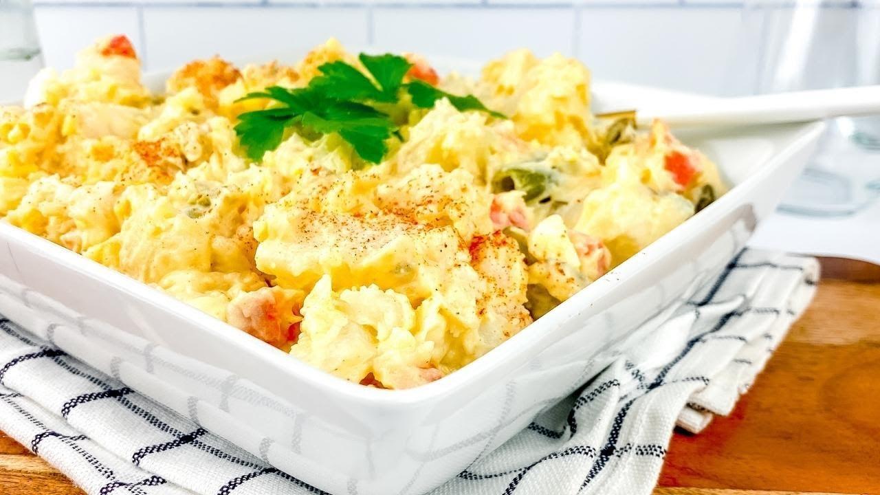 Potato Salad Recipe Caribbeanpot