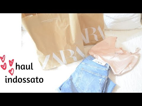SHOPPING ZARA|CAPI BASIC| HAUL INDOSSATO