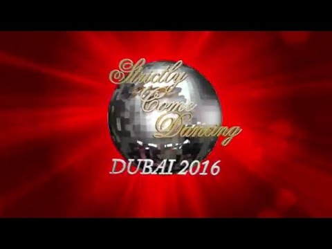 Strictly Come Dancing Dubai 2016