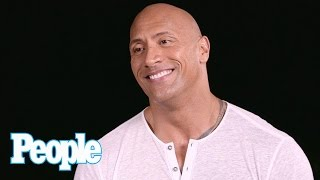 Sexiest Man Alive 2016: How Dwayne Johnson Went From 'Rock Bottom' To Fame | SMA 2016 | People