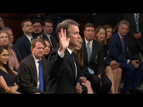 Alegada vítima de Kavanaugh vai depor no Senado