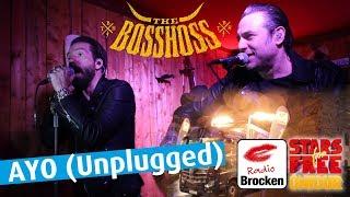 The BossHoss - AYO (Unplugged bei Radio Brocken)