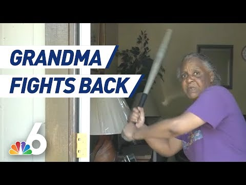 The Morning Rush with Travis Justice and Heather Burnside - Florida Grandma Uses Bat To Fend Off Carjacker