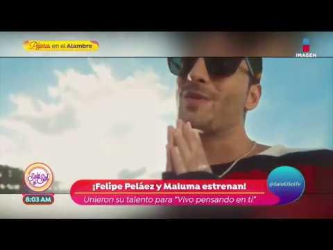 ¡Maluma estrena nuevo video!  Sale el Sol