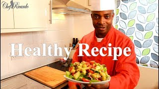 Healthy weight loss salad for summer best ingredients to lose weight !!