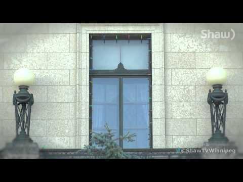 Haunted Winnipeg: The Manitoba Legislature