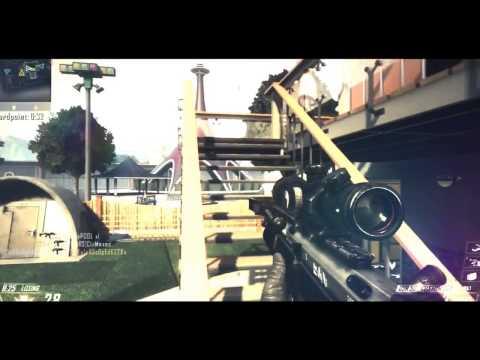 Black Ops 2: Trickshot Mini-Edit - Thrift Shop!