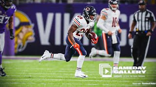 Tarik Cohen || Human Joystick || Chicago Bears 2018 Season