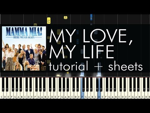Mamma Mia! Here We Go Again - My Love, My...