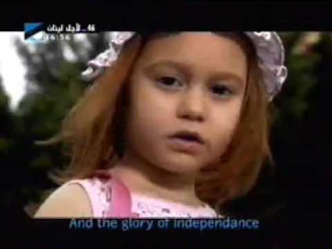 """الطفلة كلاريسا تغني """"وين الضمير"""""""