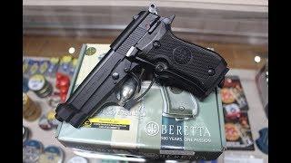 Pistola CO2 Beretta M84FS FULL METAL BLOW BACK 4.5