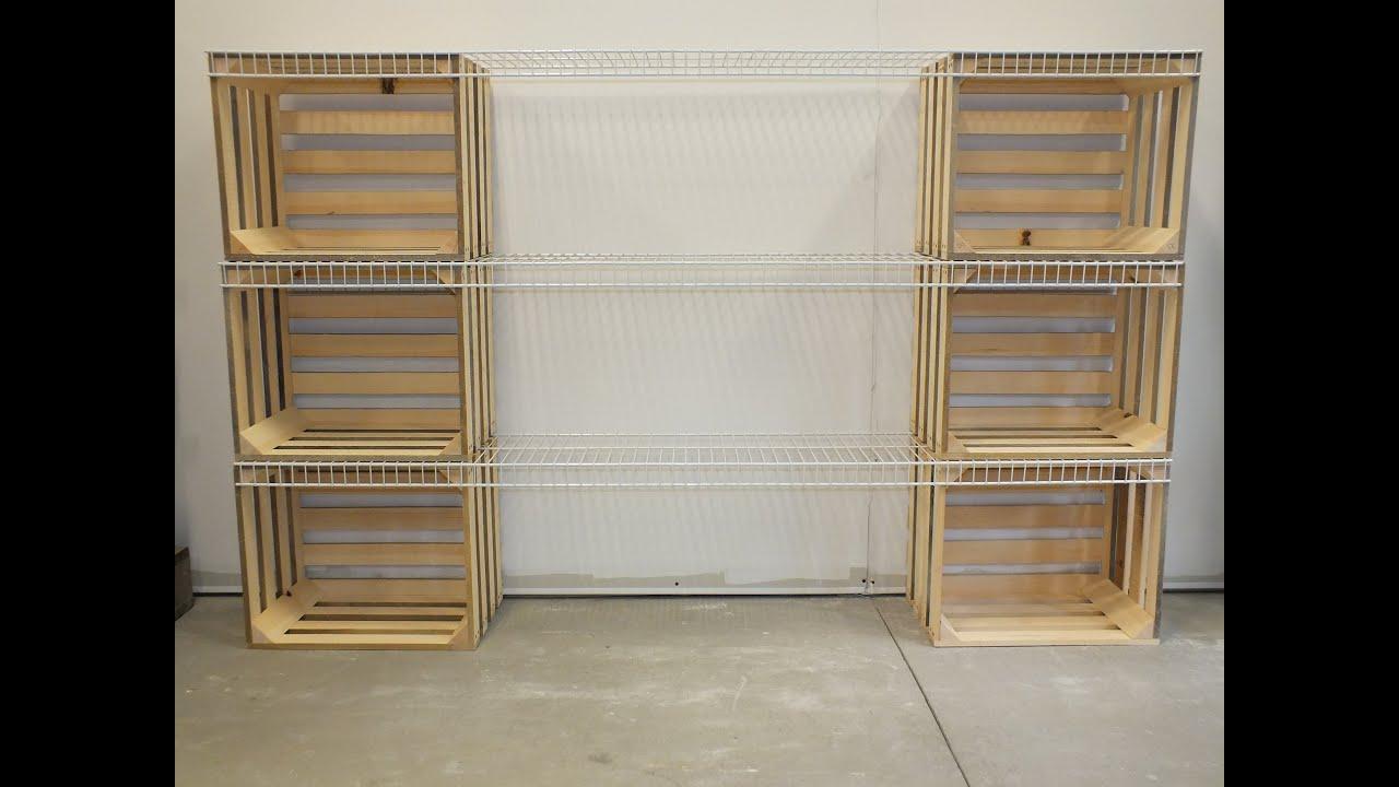 Got Shelves - YouTube