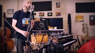 Gelbart - Birth of Alpha (live studio verison)