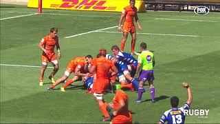 2018 Super Rugby Round One: Stormers vs Jaguares