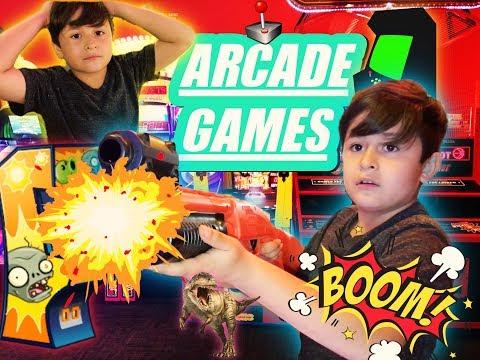 VIDEOJUEGOS Y PIZZA LA MEJOR COMBINACIÓN (ARCADE GAMES)🍕👾