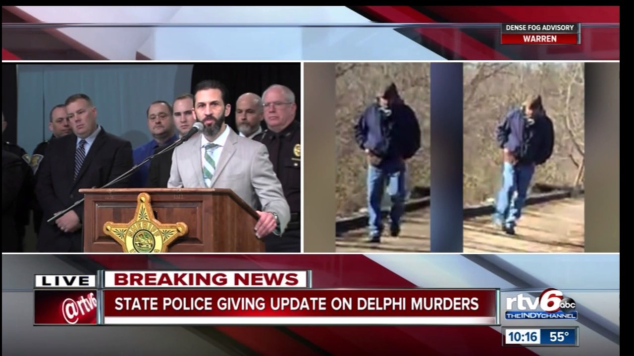 Technology FBI plans to use to help solve Delphi murder