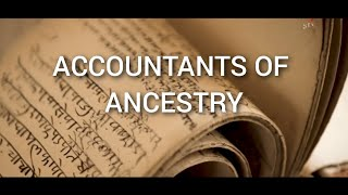 ACCOUNTANTS OF ANCESTRY: ATCS SERIES - Ganga, The Mother River with Lokesh Ohri