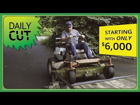 How To Turn $6,000 Into A Big Lawn Care Company