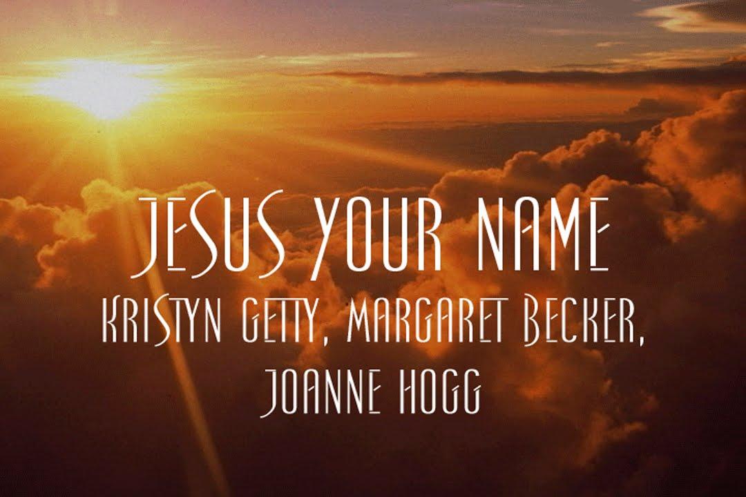 jesus margaret hogg joanne kristyn getty