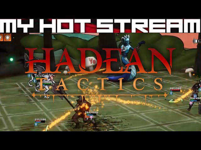 Hadean Tactics - First Impressions & First Boss