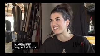 Manuela Rana - intervista RAI2 - HUMAN FILES