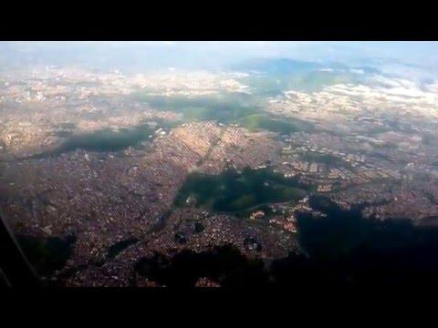 Landing Sao Paulo 07.03.2015 Air France AF 0454