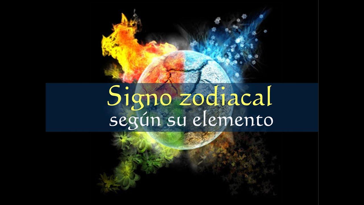 Tu signo del zodiaco seg n su elemento youtube - Signos del zodiaco de tierra ...