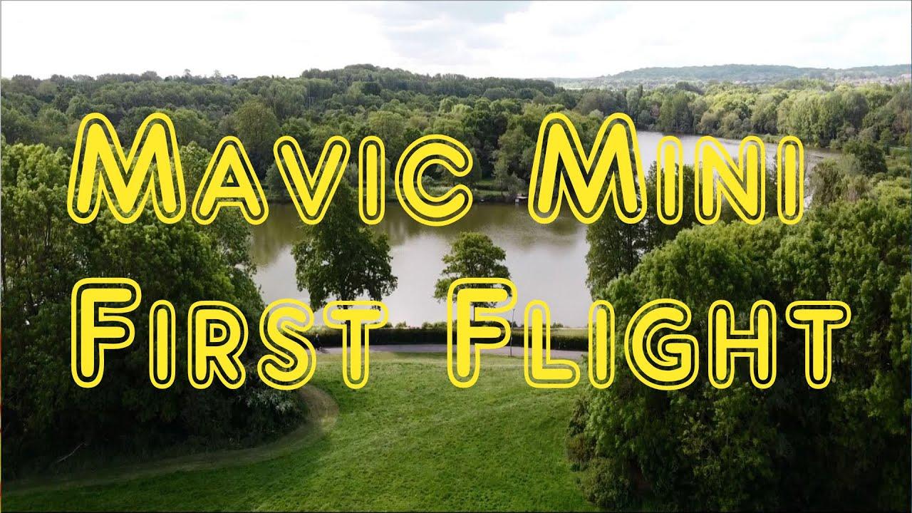 Mavic Mini Drone Flight Cinematic at Arrow Valley Lake