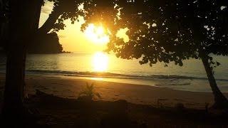 Voyage à Sao Tomé l'île chocolat avec Christelle et Christophe