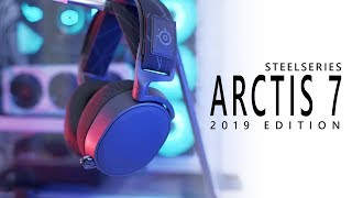 Is this the Best Wireless Headset? Steelseries Arctis 7 2019 Review