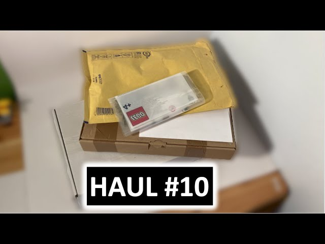 6 Pakete! - BRICKLINK, LEGO, Minifiguren - Haul 10