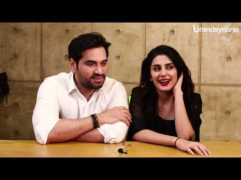 Brandsynario's exclusive interview with Humayun Saeed and Kubra Khan
