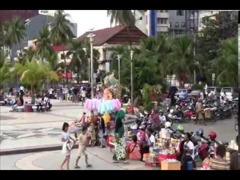Losari Beach - Pantai Losari - Wisata Makassar - South Sulawesi - Indonesia