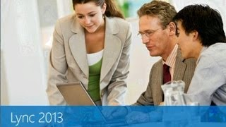 TRAINING: Lync 2013 Contacts and Conversations