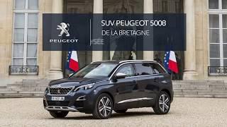 Peugeot 5008 Présidentielle - La Genèse