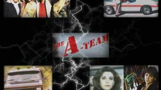A-Team- You spin me round (like a record)