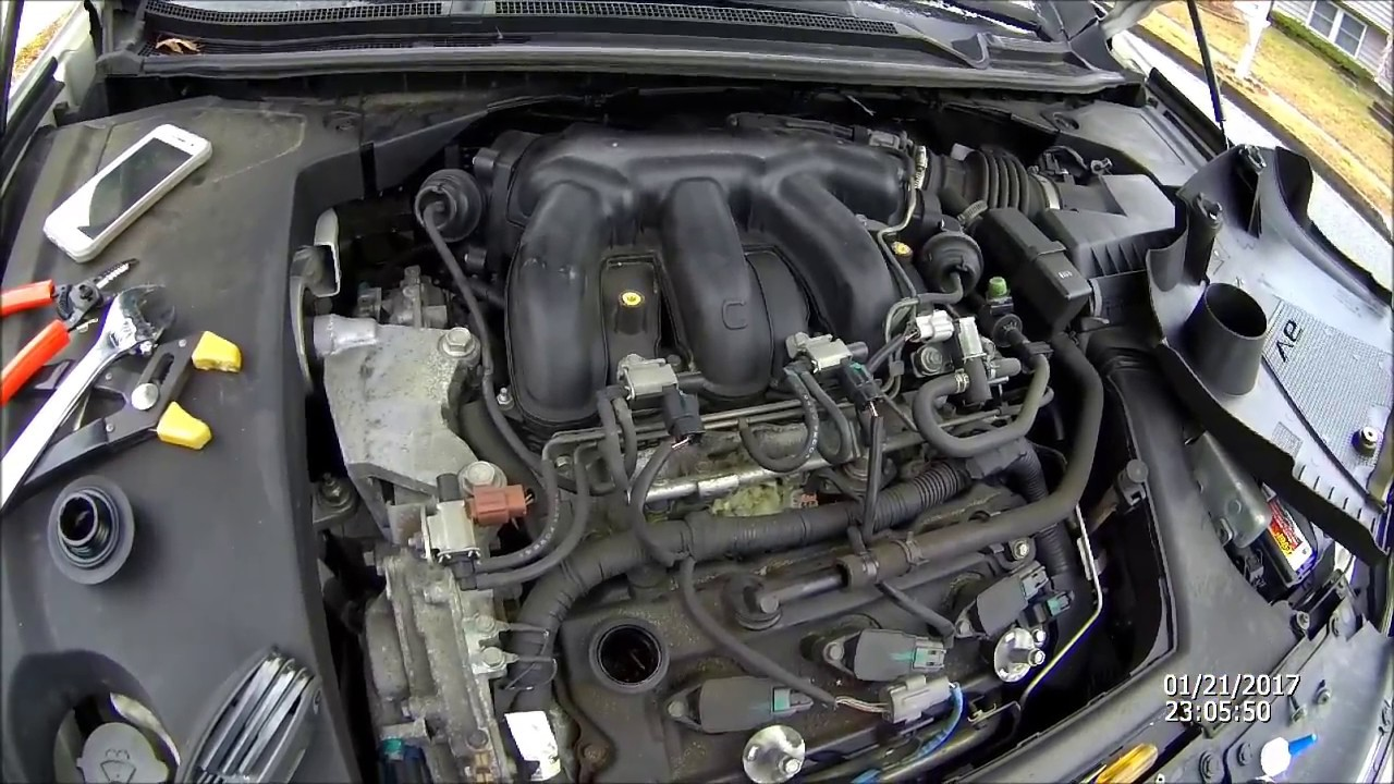 2004 Nissan Maxima Engine Diagram