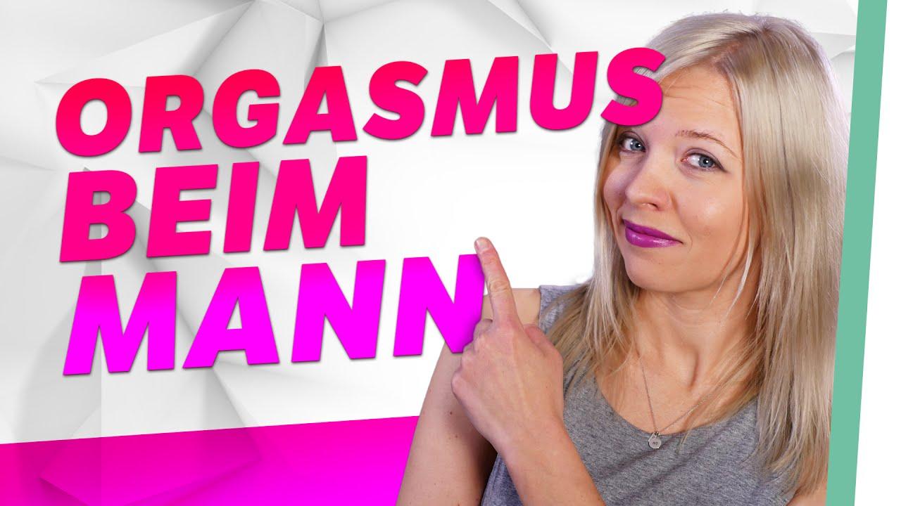 Orgasmus Mann Video
