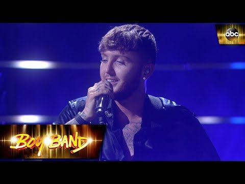 James Arthur - Say You Won't Let Go Performance | Boy Band