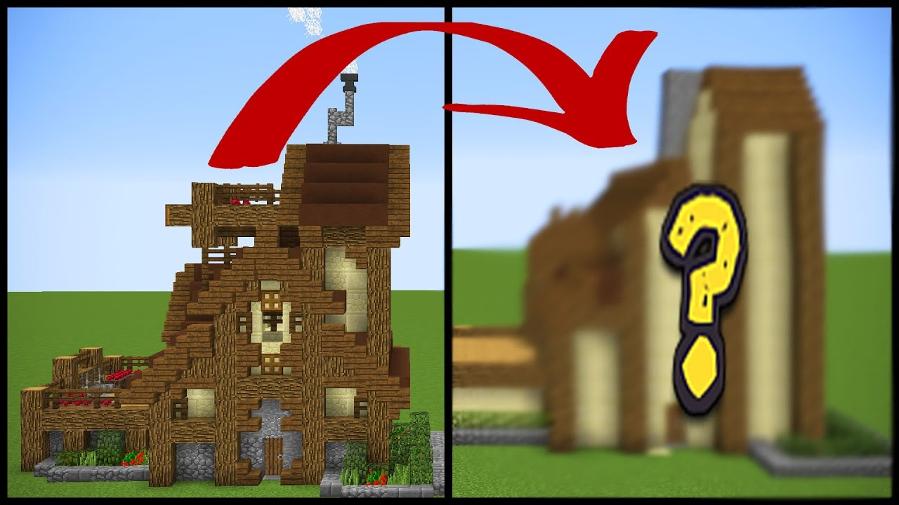 How To Instantly Improve Any Minecraft House