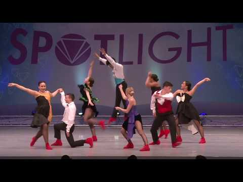 Best Jazz // LET'S DANCE - Allegro Performing Arts Academy [Seattle 2, WA]
