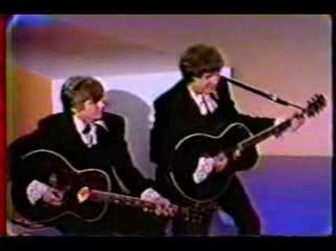 Everly Brothers  Mama Tried