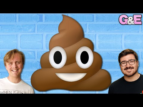 Do You Poop in the Dark? - The Gus & Eddy Podcast