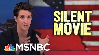 Donald Trump Jr. Russian Meeting Story Unpacking Like A Nesting Doll | Rachel Maddow | MSNBC