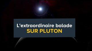 Pluton et Charon : l'extraordinaire balade !