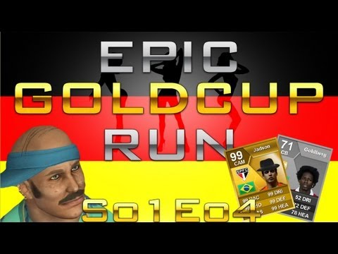 FIFA 13 George EPIC Cup Run S01E04 - Ultimate Team - Let's Play